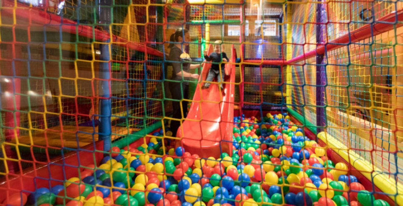Bardzo dobry Sala zabaw dla dzieci - Bambi Zakopane QL19